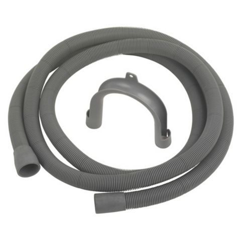21mm Drain Hose & Fittings (L)2.5m