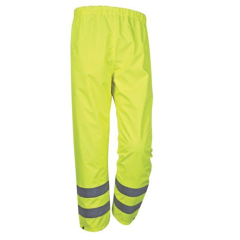 Baratec Hi-Vis Trousers, Extra Large, W38