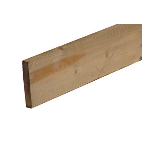 Blooma Treated Timber Fence Board1.8 M (W)100mm (T)19mm