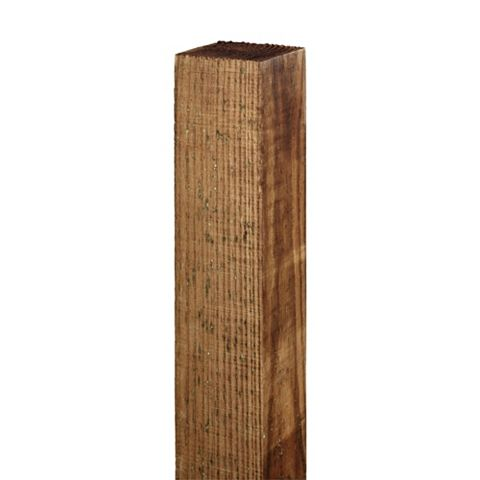 Blooma Fence Post, 75mm x 1.5m