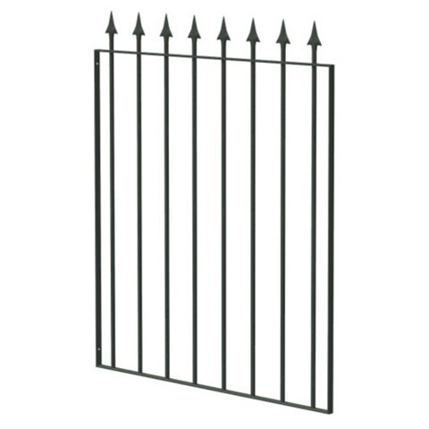 Blooma Steel Narrow Gate (H)930mm (W)770mm
