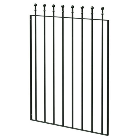 Blooma Steel Narrow Gate (H)900mm (W)770mm