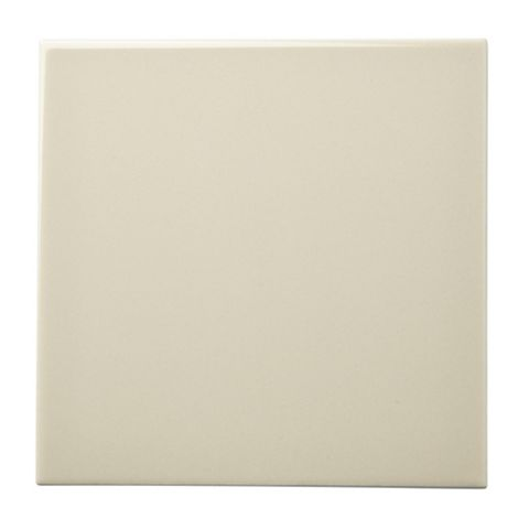 Utopia Barley Ceramic Wall Tile, Pack of 25, (L)100mm (W)100mm