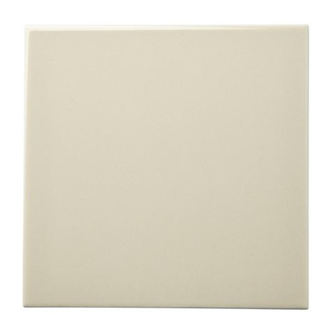Utopia Barley Ceramic Wall Tile, Pack of 44, (L)150mm (W)150mm
