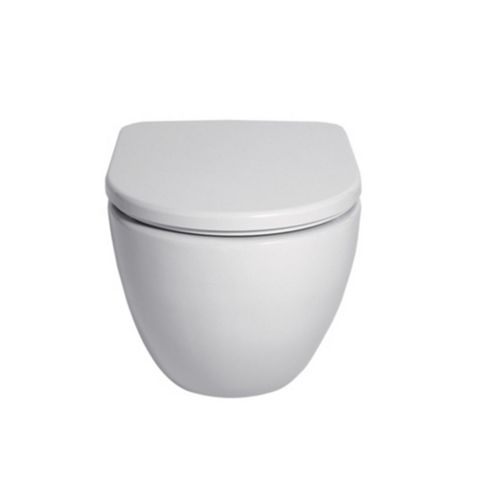 Cooke & Lewis Helena Back to Wall Toilet with Soft Close Seat