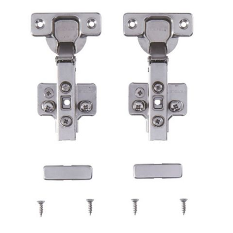 Cooke & Lewis Concealed Door Hinge Pack