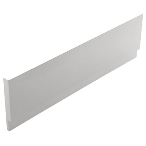 Cooke & Lewis Hadley White Bath Front Panel (W)1700mm