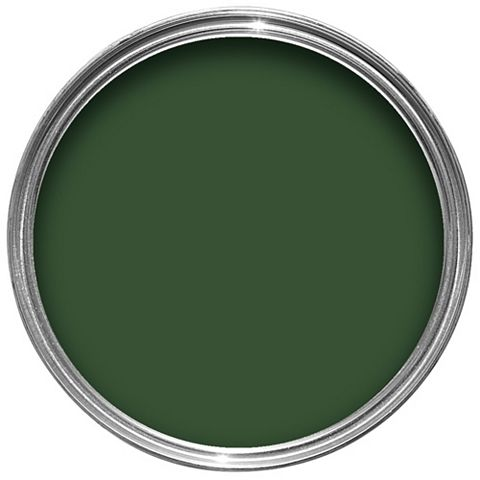 Colours External Buckingham Green Gloss Paint 2.5L