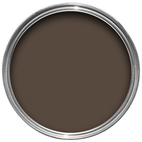 Colours Exterior Conker Gloss Wood & Metal Paint 2.5L