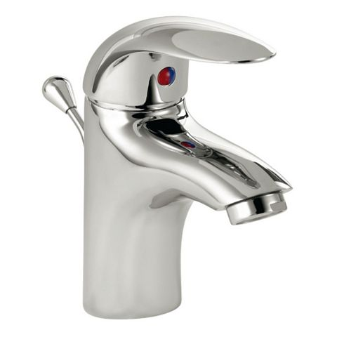 Cooke & Lewis Wave 1 Lever Basin Mixer Tap