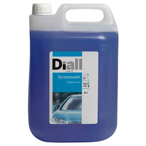 Diall Screenwash, 5L