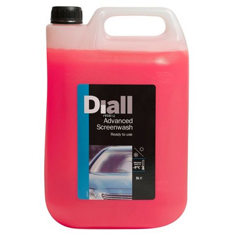 Diall 5L Advanced Screenwash