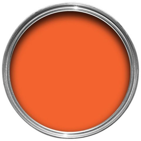 Colours Emulsion Paint Pumpkin, 2.5L