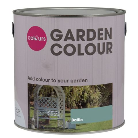 Colours Garden Baltic Matt Woodstain 2500ml