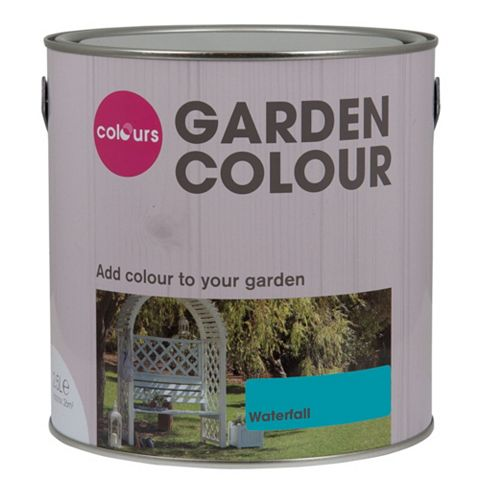Colours Wood Stain Waterfall, 2.5L
