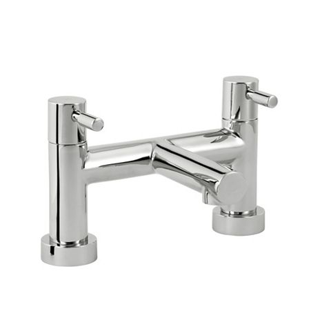 Cooke & Lewis Cirque Chrome Bath Filler