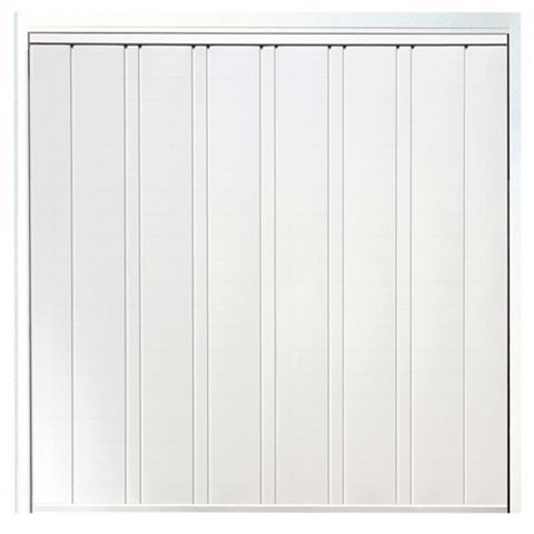 Utah Framed Garage Door, (H)1981mm (W)2438mm