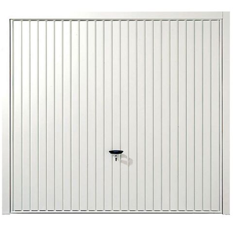 Virginia Framed Retractable Garage Door, (H)2134mm (W)2438mm