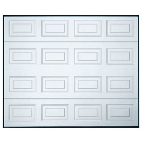 Georgian Frame Not Included Garage Door, (H)2134mm (W)2286mm