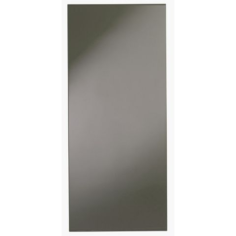 IT Kitchens Santini Gloss Anthracite Slab Oven Filler Panel (W)600mm
