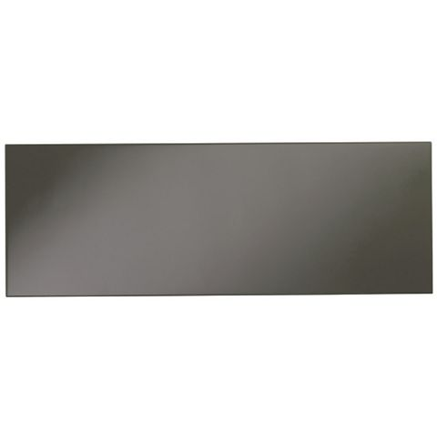 IT Kitchens Santini Gloss Anthracite Slab Bridging Door / Pan Drawer Front (W)1000mm