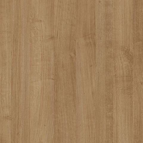 Diall Furniture Panel Dark Oak (L)2440mm (W)150mm (T)18mm