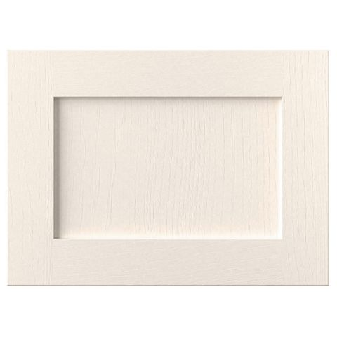 Cooke & Lewis Carisbrooke Ivory Belfast Sink Door (W)600mm