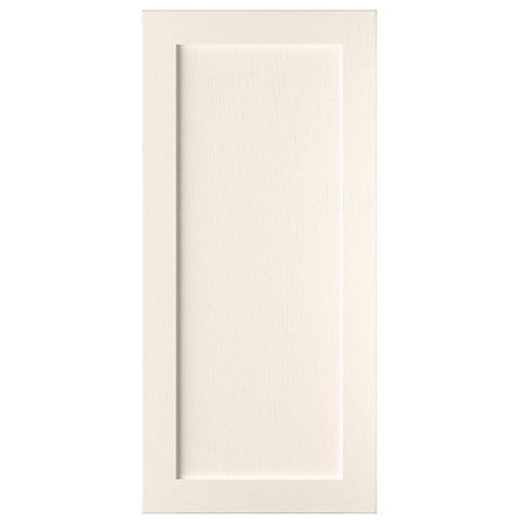Cooke & Lewis Carisbrooke Ivory Fridge Freezer Door (W)600mm
