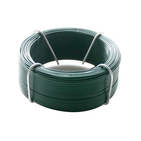 Gardman Plastic Coated Steel Garden Wire (L)50 M (D)1.2 mm