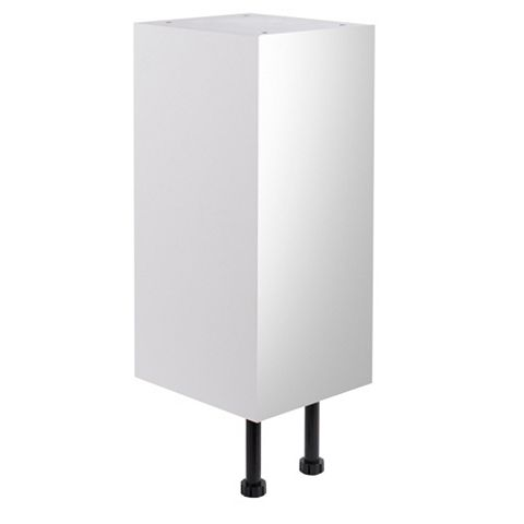 Cooke & Lewis Santini Gloss White Base Cabinet