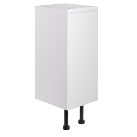 Cooke & Lewis Marletti Gloss White 300 mm Base Cabinet