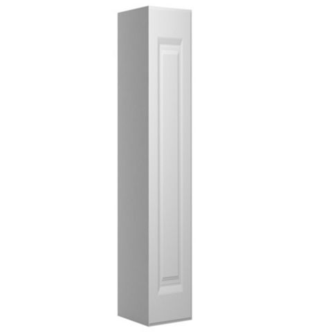 Cooke & Lewis Sorella Gloss White Tall Cabinet