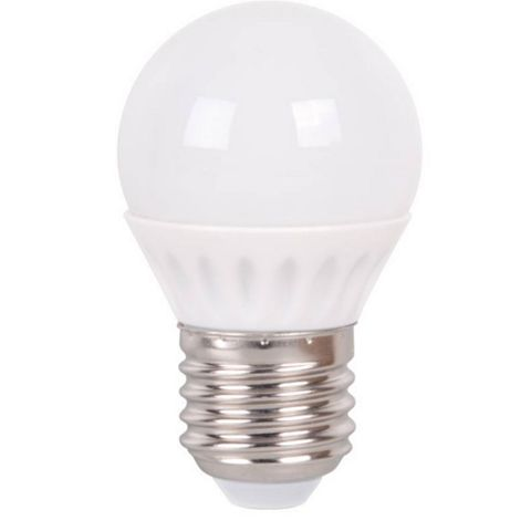 Diall Edison Screw Cap (E27) 3W LED Round Light Bulb