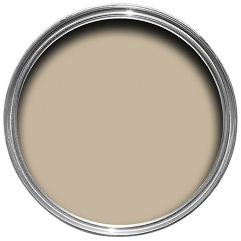 Colours Warm Beige Matt Emulsion Paint 5L