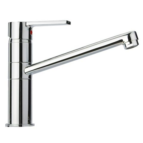 Modern Chrome Effect Lever Tap