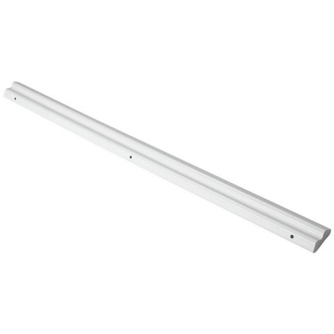 IT Kitchens Tall Wall Corner Post White Classic Style (H)900mm (W)23mm (D)23mm