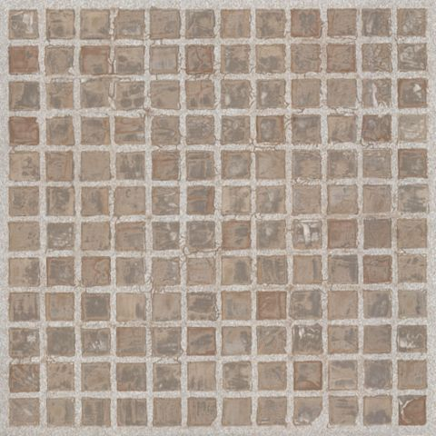 Value Natural Modern Mosaic Effect Self Adhesive Vinyl Tile Pack 1.02 m²