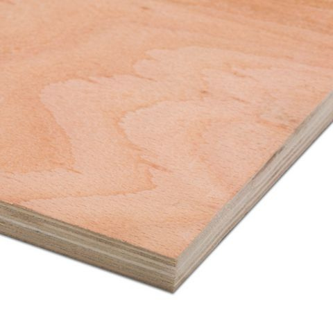Exterior Plywood Board (Th)18mm (W)1220mm (L)2440mm
