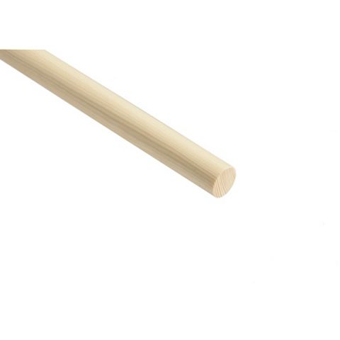 Dowel Moulding (W)25mm (L)2400mm