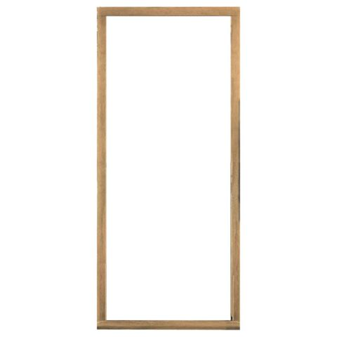 Unfinished Door Kit, (H)2032mm (W)813mm