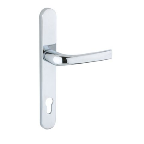 Geom Chrome Effect Door Handle