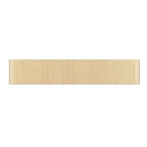 IT Kitchens Sandford Textured Oak Effect Slab Oven Filler Panel (W)600mm