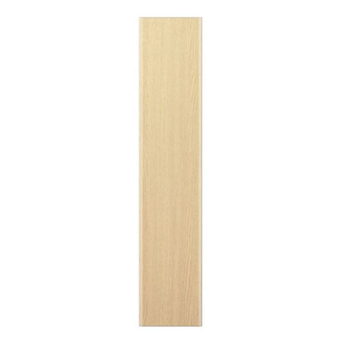 IT Kitchens Sandford Textured Oak Effect Slab Standard Door (W)150mm