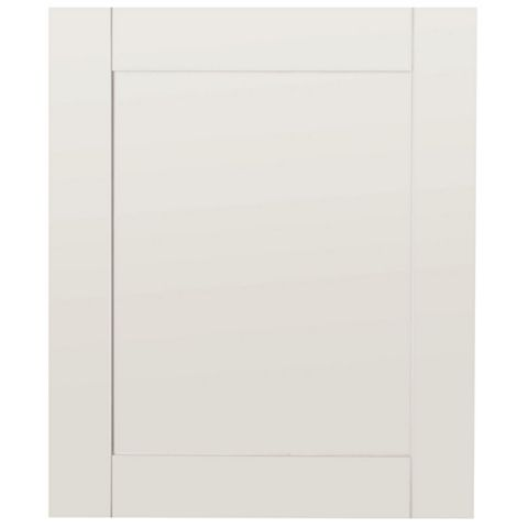 IT Kitchens Westleigh Ivory Style Shaker Standard Door (W)600mm