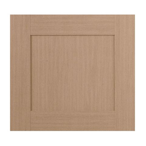 IT Kitchens Westleigh Textured Oak Effect Shaker Oven Housing Door (W)600mm