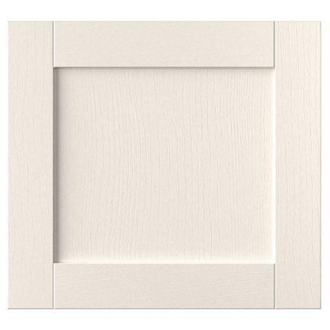 IT Kitchens Brookfield Textured Ivory Style Shaker Oven Housing Door (W)600mm