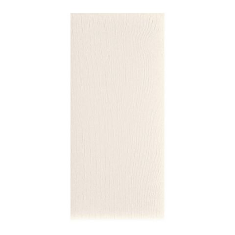 IT Kitchens Brookfield Textured Ivory Style Shaker Ivory Classic Clad-On Wall Panel