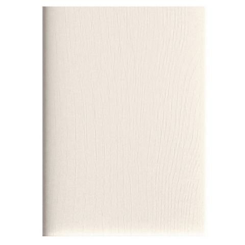 IT Kitchens Brookfield Textured Ivory Style Shaker Ivory Classic Clad-On Base Panel