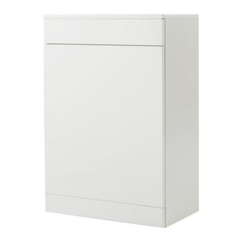 Ardenno Gloss White Toilet Unit