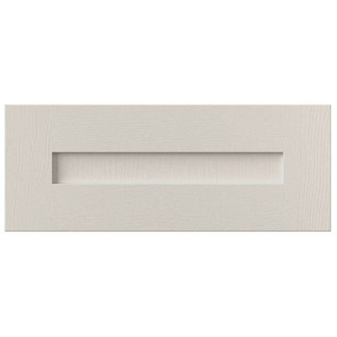 Cooke & Lewis Carisbrooke Cashmere Bridging Door (W)600mm
